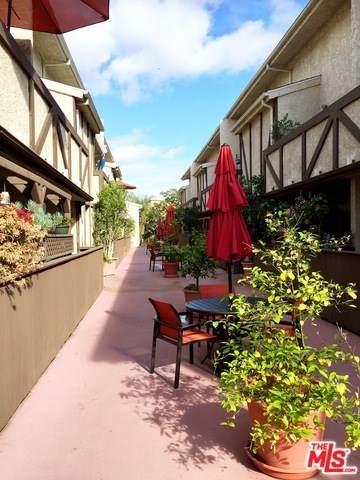 7005 Jordan Avenue #215, Canoga Park, CA 91303 (#20566160) :: Better Living SoCal