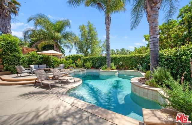 3802 Lost Springs Drive, Calabasas, CA 91301 (#20565114) :: Allison James Estates and Homes