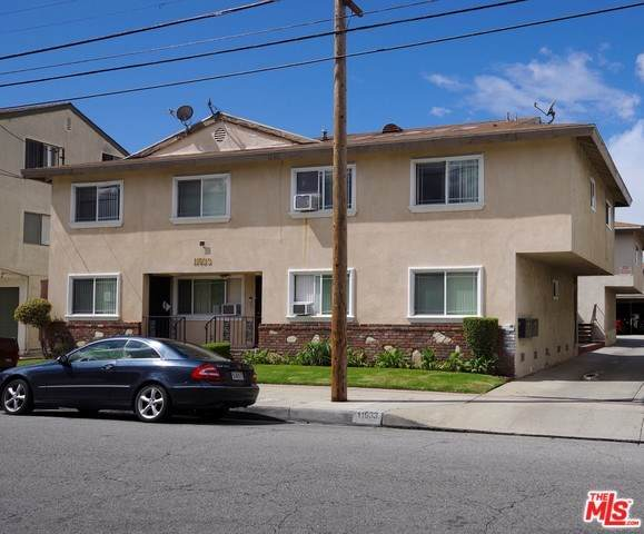 11932 Manor Drive, Hawthorne, CA 90250 (#20566180) :: RE/MAX Masters