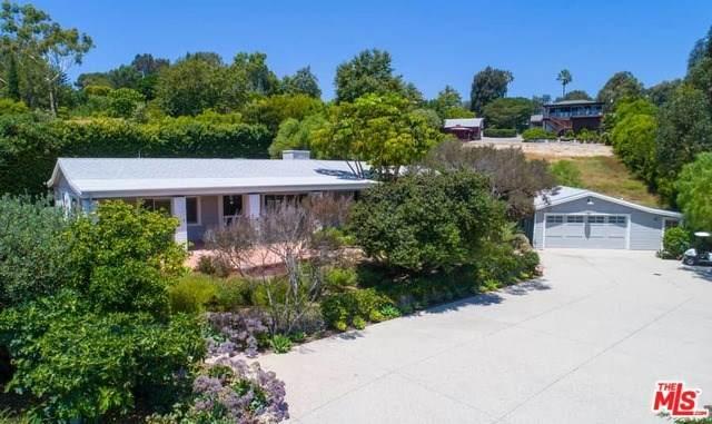 28901 Boniface Drive, Malibu, CA 90265 (#20566172) :: Wendy Rich-Soto and Associates