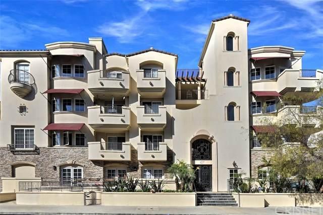 4237 Longridge Avenue #305, Studio City, CA 91604 (#SR20062195) :: Apple Financial Network, Inc.