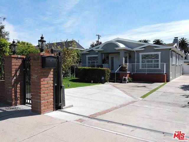 1032 S Windsor, Los Angeles (City), CA 90019 (#20566310) :: Cal American Realty