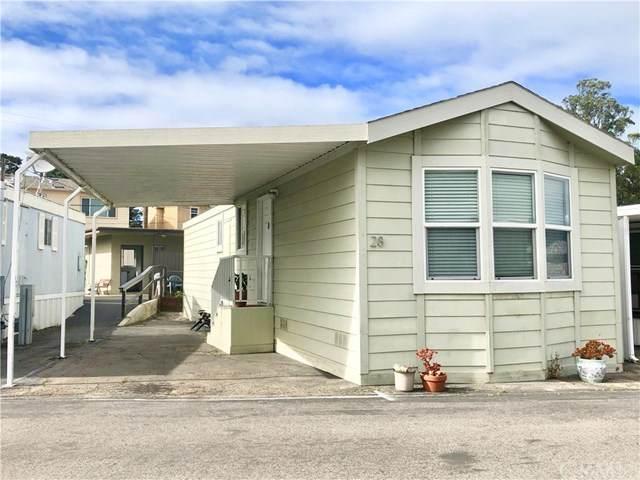 475 S Bay Boulevard #28, Morro Bay, CA 93442 (#SP20061924) :: RE/MAX Parkside Real Estate