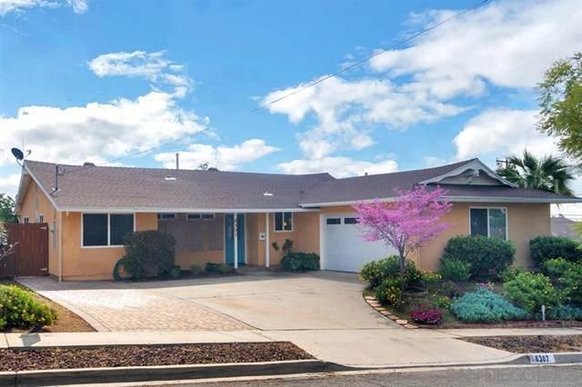 6307 Balsam Lake Ave, San Diego, CA 92119 (#200014284) :: Cal American Realty