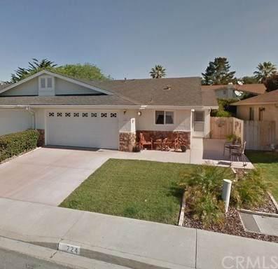 724 Shamrock Lane, Pismo Beach, CA 93449 (#SP20060991) :: Rose Real Estate Group