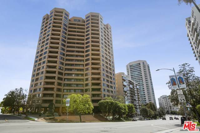 10430 Wilshire Boulevard #806, Los Angeles (City), CA 90024 (#20565694) :: Sperry Residential Group
