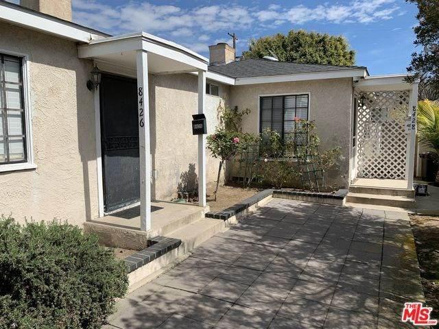 8426 Wiley Post Avenue, Los Angeles (City), CA 90045 (#20563310) :: Team Tami