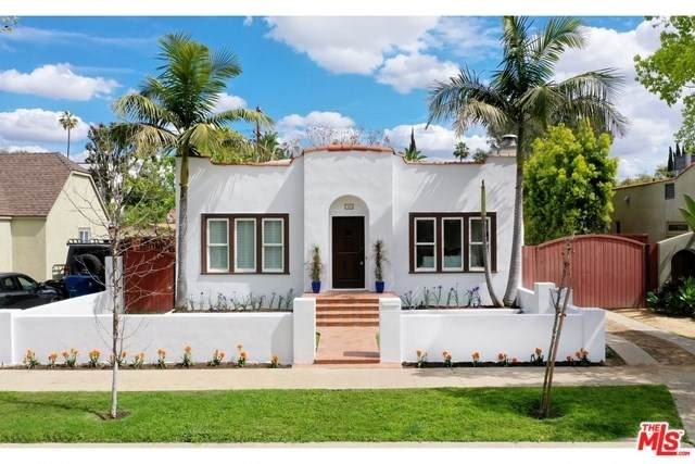 726 N Las Palmas Avenue, Los Angeles (City), CA 90038 (#20565960) :: Z Team OC Real Estate