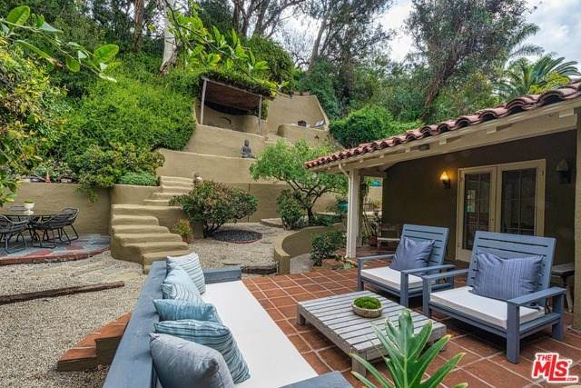 2763 Outpost Drive, Los Angeles (City), CA 90068 (#20566164) :: Berkshire Hathaway HomeServices California Properties