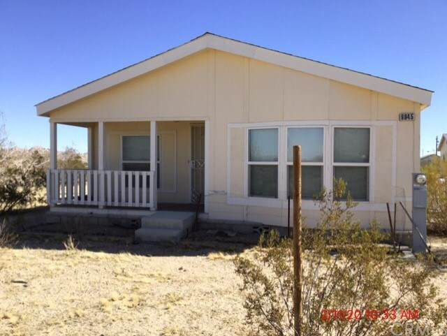 9945 Fairlane Road, Lucerne Valley, CA 92356 (#IV20062817) :: The Houston Team | Compass