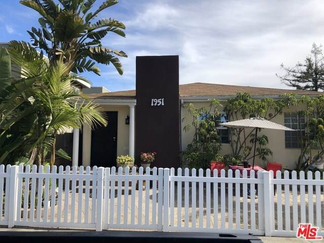 1951 18TH Street, Santa Monica, CA 90404 (#20566500) :: Berkshire Hathaway HomeServices California Properties