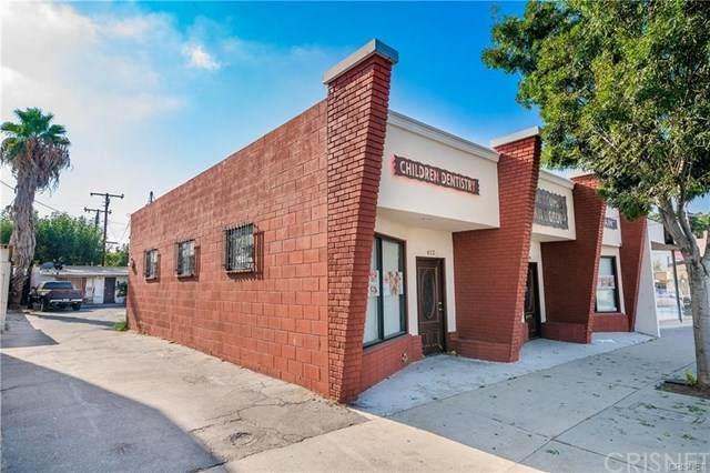 608 N Maclay Avenue, San Fernando, CA 91340 (#SR20062911) :: The Brad Korb Real Estate Group