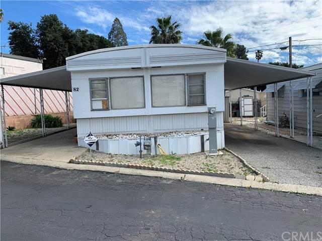 35011 Avenue E #82, Yucaipa, CA 92399 (#EV20062846) :: American Real Estate List & Sell