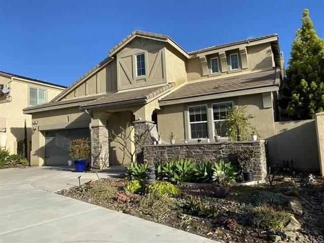 866 Hailey Ct, San Marcos, CA 92078 (#200014405) :: eXp Realty of California Inc.
