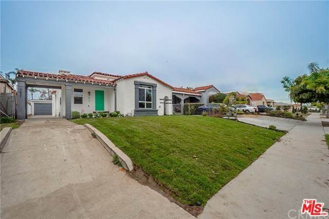 7819 S Normandie Avenue #7819, Los Angeles (City), CA 90044 (#20566626) :: Steele Canyon Realty