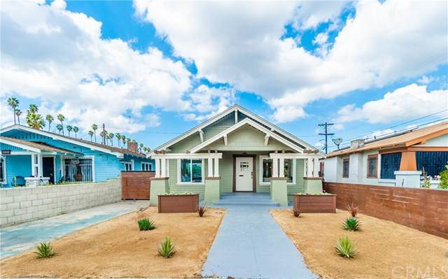 5019 Denker Avenue, Los Angeles (City), CA 90062 (#DW20063107) :: Doherty Real Estate Group