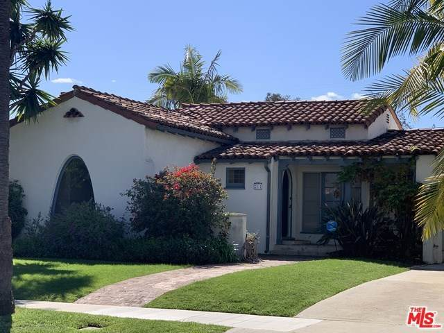 211 S Carson Road, Beverly Hills, CA 90211 (#20565564) :: Berkshire Hathaway HomeServices California Properties