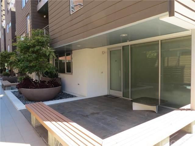 153 S Hudson Avenue #104, Pasadena, CA 91101 (#AR20063105) :: The Brad Korb Real Estate Group