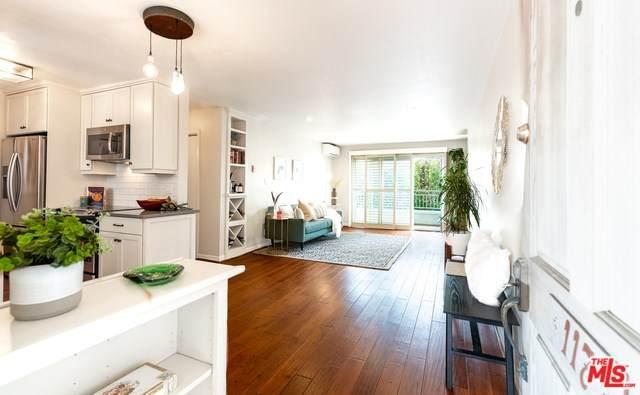 1440 23RD Street #117, Santa Monica, CA 90404 (#20566638) :: Berkshire Hathaway HomeServices California Properties
