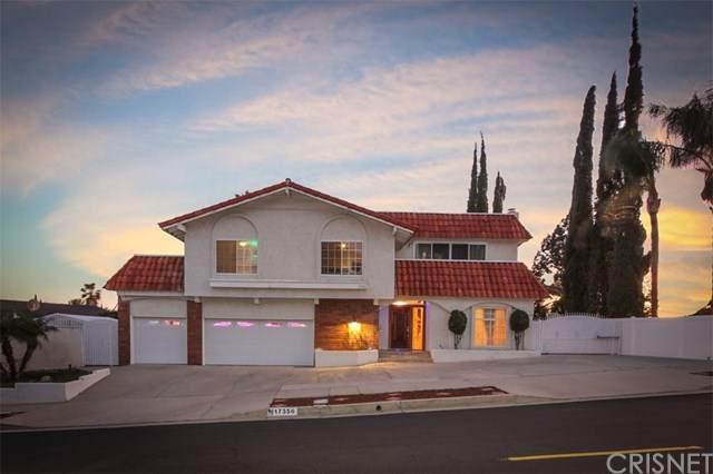 17356 Westbury Drive, Granada Hills, CA 91344 (#SR20061800) :: Z Team OC Real Estate