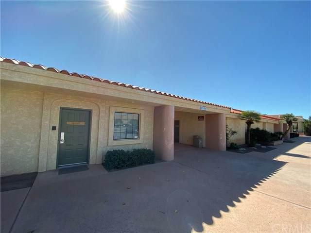 57463 Twentynine Palms Highway #202, Yucca Valley, CA 92284 (#JT20059436) :: Go Gabby