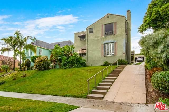 1253 S Rimpau, Los Angeles (City), CA 90019 (#20563296) :: Cal American Realty