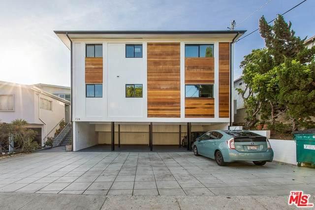 724 Ashland Avenue, Santa Monica, CA 90405 (#20566790) :: Berkshire Hathaway HomeServices California Properties