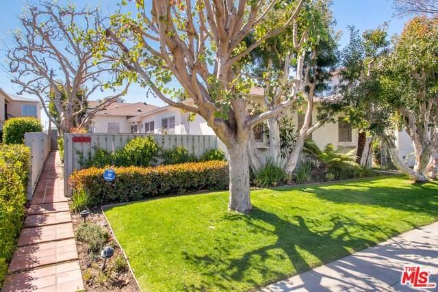 2446 20TH Street #3, Santa Monica, CA 90405 (#20566788) :: Berkshire Hathaway HomeServices California Properties