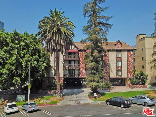 525 S La Fayette Park Place #114, Los Angeles (City), CA 90057 (#20566842) :: Steele Canyon Realty