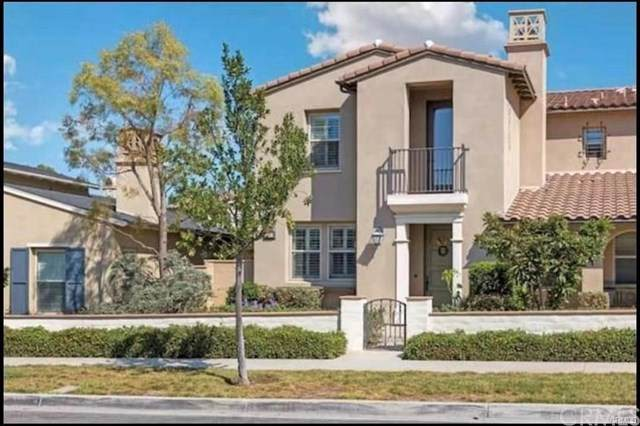 43 Gray Dove, Irvine, CA 92618 (#FR20063391) :: Case Realty Group