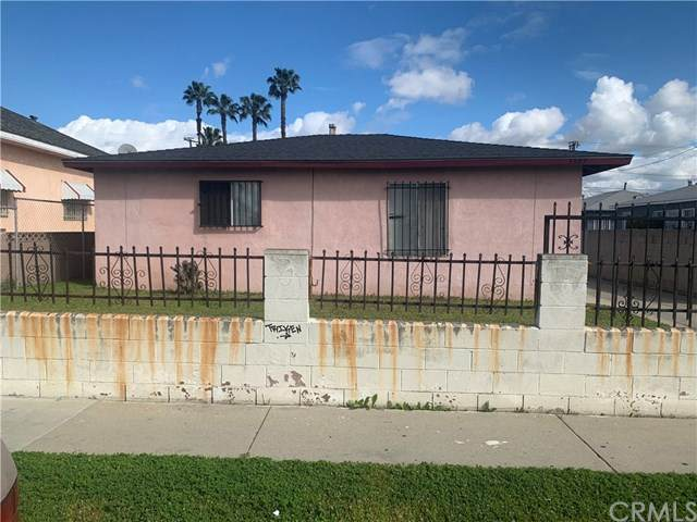 1307 W 95th Street, Los Angeles (City), CA 90044 (#PW20047029) :: Steele Canyon Realty