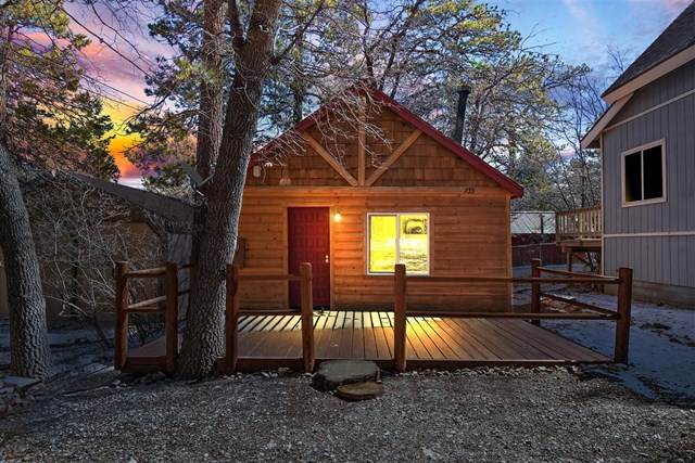 733 Cedar Lane, SGLF - Sugarloaf, CA 92314 (#219041228PS) :: A|G Amaya Group Real Estate