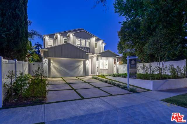12127 Laurel Terrace Drive, Studio City, CA 91604 (#20566886) :: Apple Financial Network, Inc.