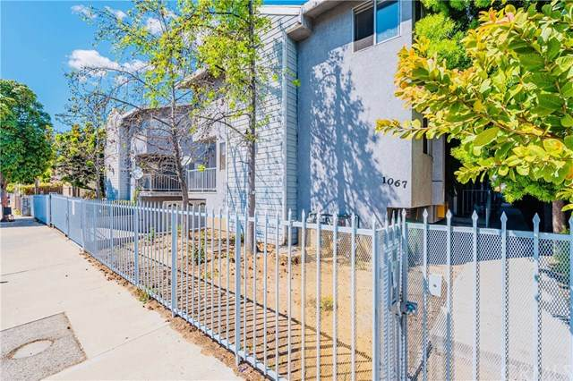1067 252nd Street #6, Harbor City, CA 90710 (#SB20063607) :: Wendy Rich-Soto and Associates