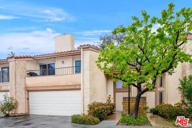 19547 Rinaldi Street #32, Northridge, CA 91326 (#20566148) :: Fred Sed Group