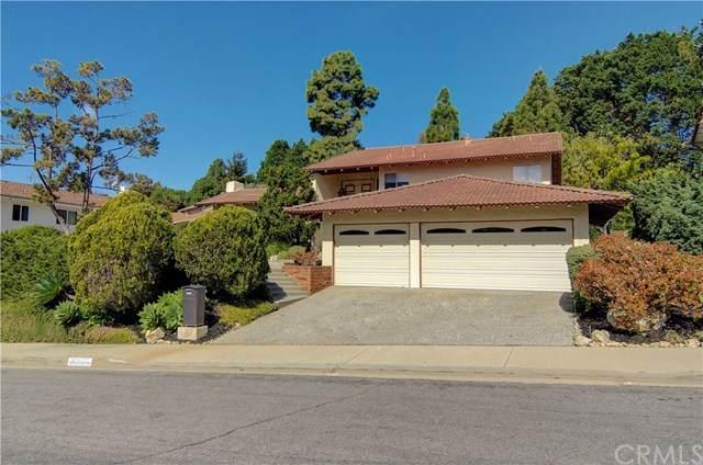 30515 Via La Cresta, Rancho Palos Verdes, CA 90275 (#PW20063838) :: Millman Team