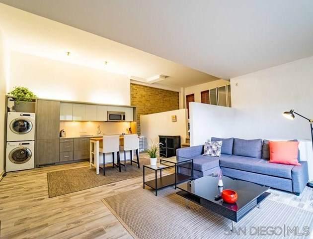 941 W Hawthorn #8, San Diego, CA 92101 (#200014672) :: A G Amaya Group Real Estate