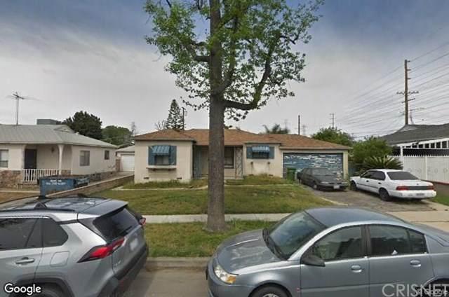 13529 Bracken Street, Arleta, CA 91331 (#SR20064202) :: Cal American Realty