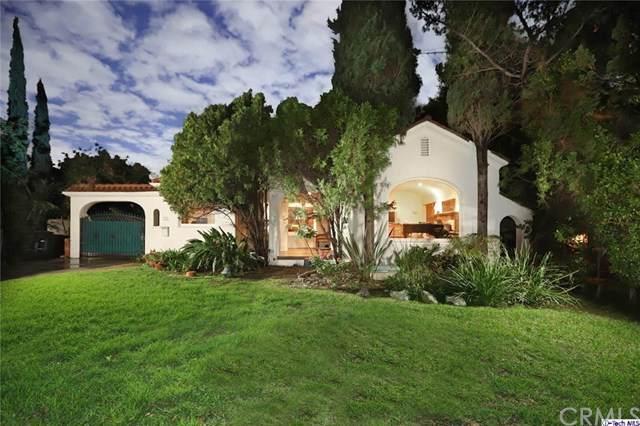 222 Spencer Street, Glendale, CA 91202 (#320001153) :: The Brad Korb Real Estate Group