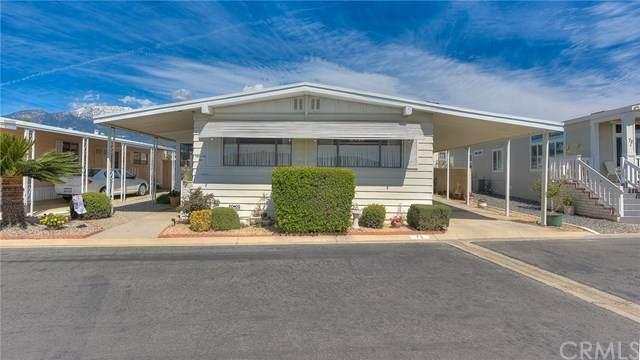 10210 Baseline Road #72, Rancho Cucamonga, CA 91701 (#CV20040676) :: Allison James Estates and Homes