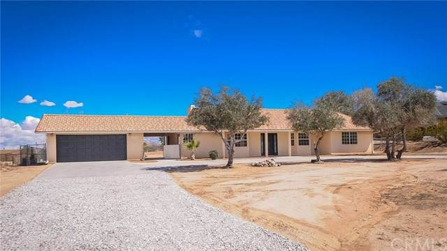 6763 Indian Cove Road, 29 Palms, CA 92277 (#PW20063940) :: Go Gabby