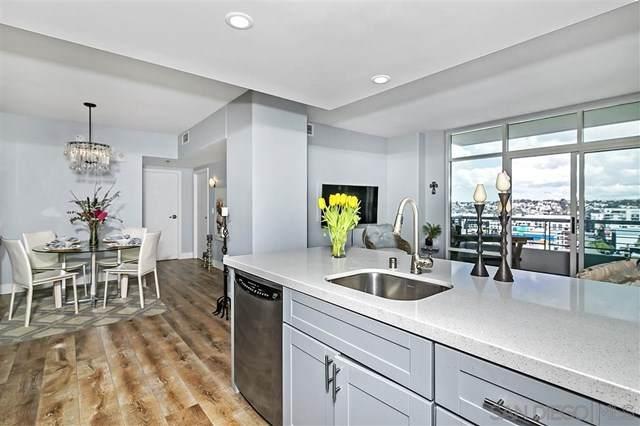 425 W Beech #1456, San Diego, CA 92101 (#200014748) :: A G Amaya Group Real Estate