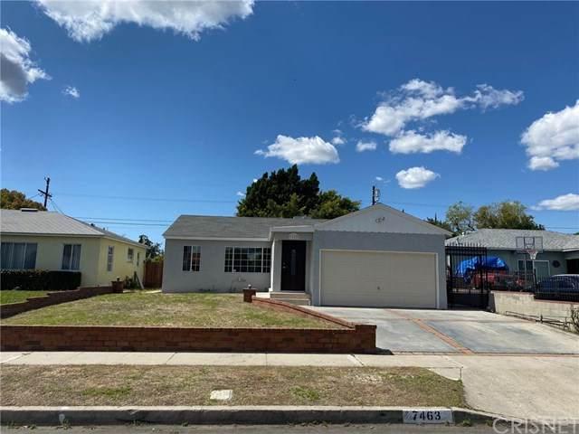 7463 Cleon Avenue, Sun Valley, CA 91352 (#SR20064356) :: RE/MAX Empire Properties