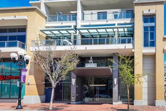 575 6Th Ave #302, San Diego, CA 92101 (#200014766) :: A G Amaya Group Real Estate