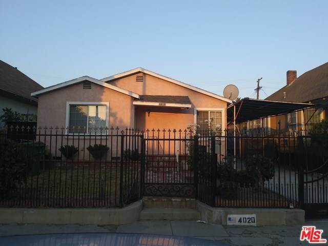 4020 Wall Street, Los Angeles (City), CA 90011 (#20567164) :: Steele Canyon Realty