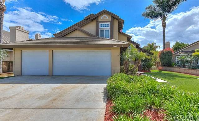 2441 Brookhaven Drive, Chino Hills, CA 91709 (#TR20064474) :: Cal American Realty