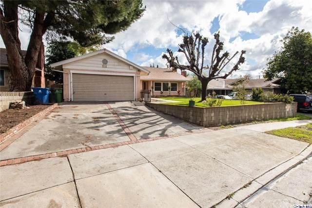 11656 Kismet Avenue, Lakeview Terrace, CA 91342 (#320001161) :: The Brad Korb Real Estate Group