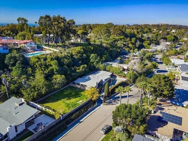 8356 Sugarman Dr + Lot 57, La Jolla, CA 92037 (#200014808) :: Crudo & Associates