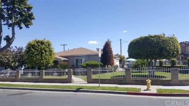 12040 Longvale Avenue, Lynwood, CA 90262 (#MB20063948) :: Allison James Estates and Homes