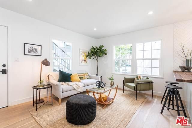 2034 5th Street A, Santa Monica, CA 90405 (#20562822) :: Berkshire Hathaway HomeServices California Properties
